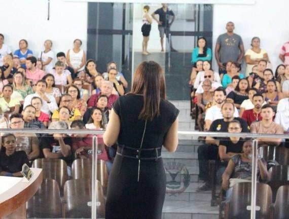 """Audiência Pública """"Cidadão Consciente, Gestão Transparente"""",…"""