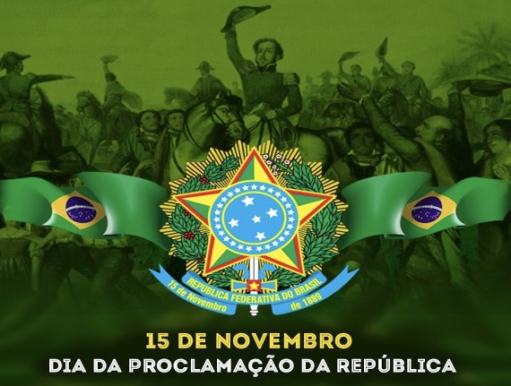 Dia 15 de novembro, Proclamação da República
