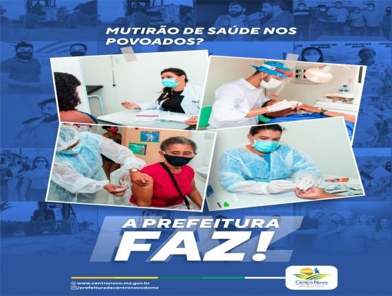 A Secretaria Municipal de Saúde realizou, nesta quarta-feira…