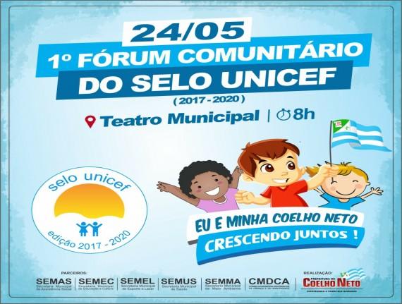 Prefeitura de Coelho Neto realizará 1º Fórum Comunitário do…