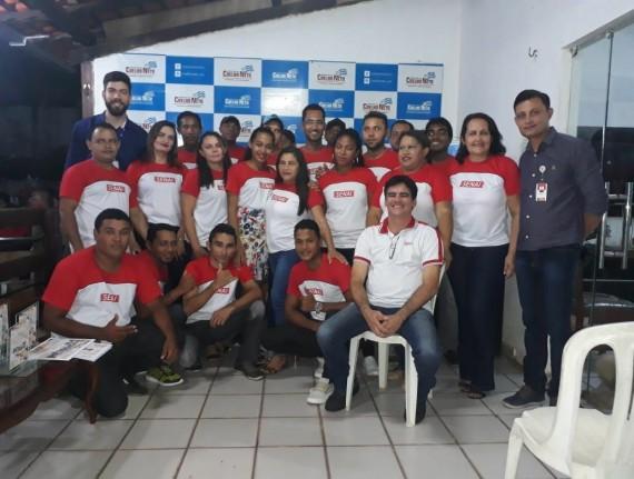 Prefeitura de Coelho Neto e SENAI realizam conclusão do Curso…