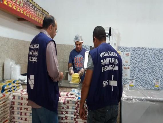 Vigilância sanitária de Coroatá em foco