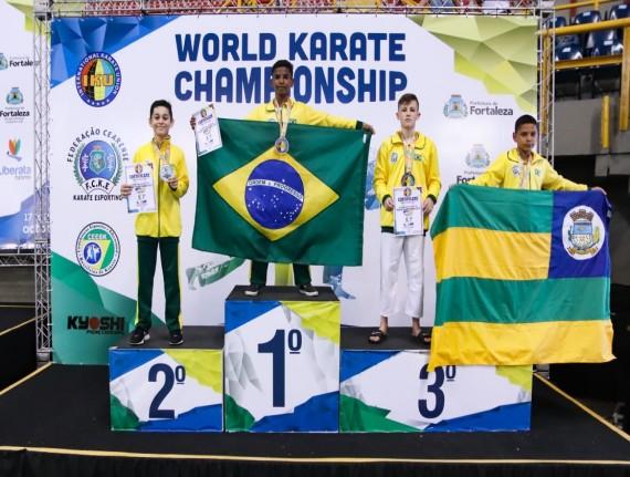 Coroatá recebe na terça feira (22/10) a delegação de 17 atletas que foram a Fortaleza/CE representar…