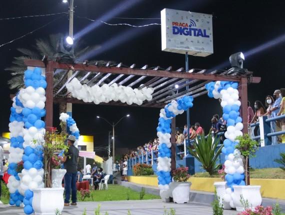 Prefeitura de Coroatá entrega oficialmente mais uma praça com…