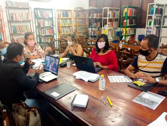 Secretaria Municipal de Educação realiza planejamento para inicio…