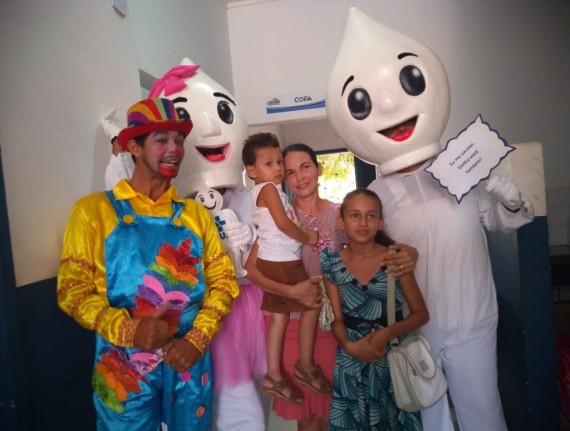 Realizado em Coroatá o dia D da campanha de vacinação contra…