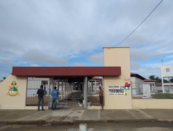 Grande Inauguração de Escola no Bairro Areal