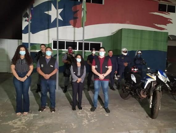 Vigilância Sanitária atua comerciante com venda de produto irregular…