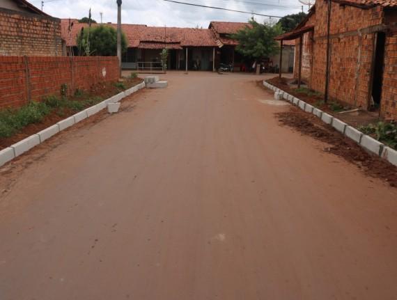 Prefeitura de Coroatá realiza serviço complementar de infraestrutura…
