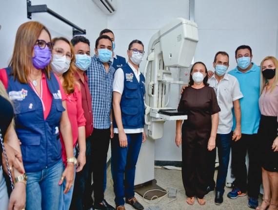 Hospital Macrorregional de Coroatá é contemplado com um mamógrafo…