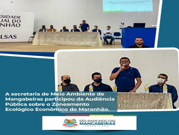 Secretaria de Meio ambiente de Mangabeiras participa de Audiência…