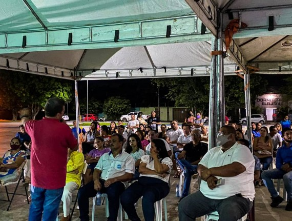 Governo de Mangabeiras proporciona palestra da SEFAZ direcionada…
