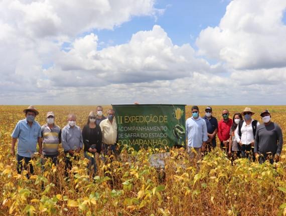 Secretário de Agricultura de Mangabeiras visita Fazenda Santa Luzia