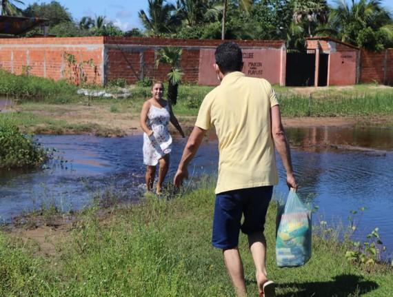 Prefeitura Municipal de Tutoia converte dinheiro que seria utilizado na festa de 82 anos da cidade em…