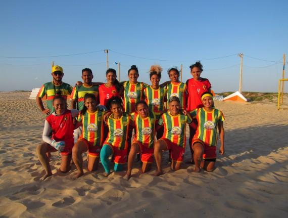 Prefeitura de Tutóia apoia Seleção Feminina Tutoiense de Beach…