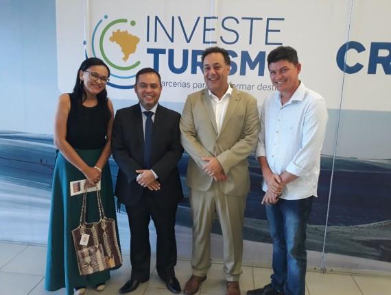 Tutóia na rota do Investe Turismo