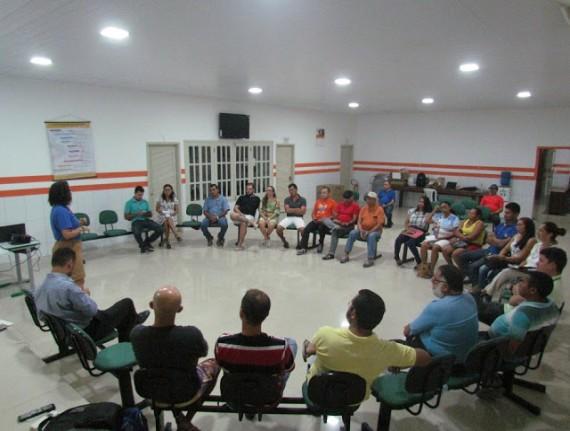 Prefeitura de Tutóia em parceria com o Sebrae promovem Roda…