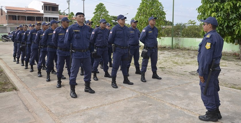 Guarda Municipal de Urbano Santos