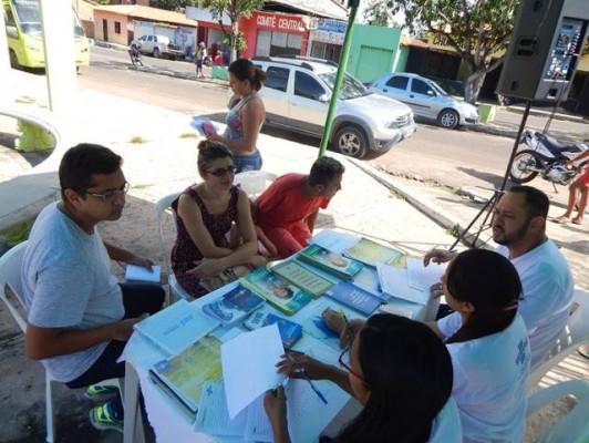 Orientação para comerciantes de Urbano Santos