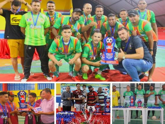 Valorização do Esporte: Taças Cidade e Rural de Maranhãozinho…