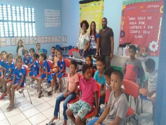 CRAS e CREAS realizam ação conjunta no povoado Chico Nego