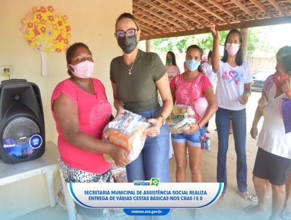 Secretaria Municipal de Assistência Social realiza entrega de…