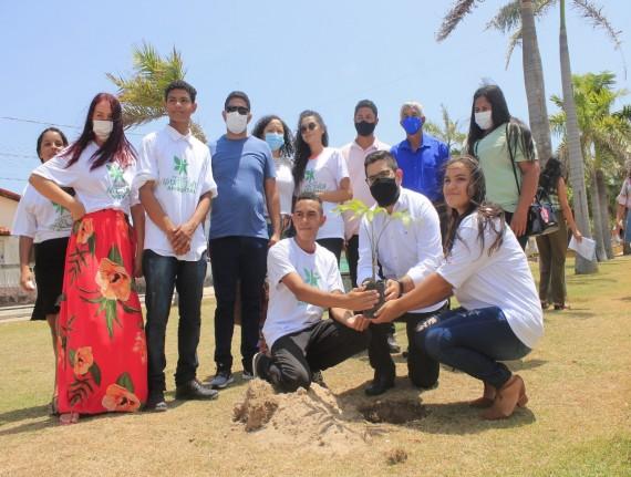 Dia da Árvore: Prefeitura de Paulino Neves comemorou a data…