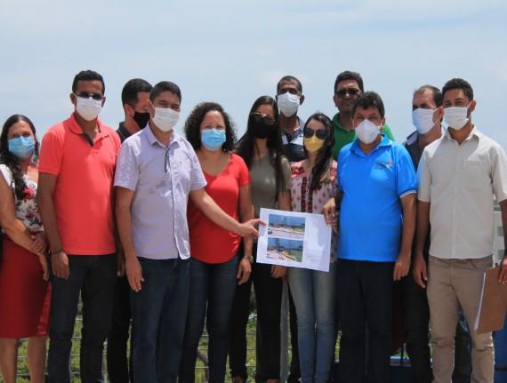Governo do Maranhão anuncia Reforma e Ampliação do Mirante da…