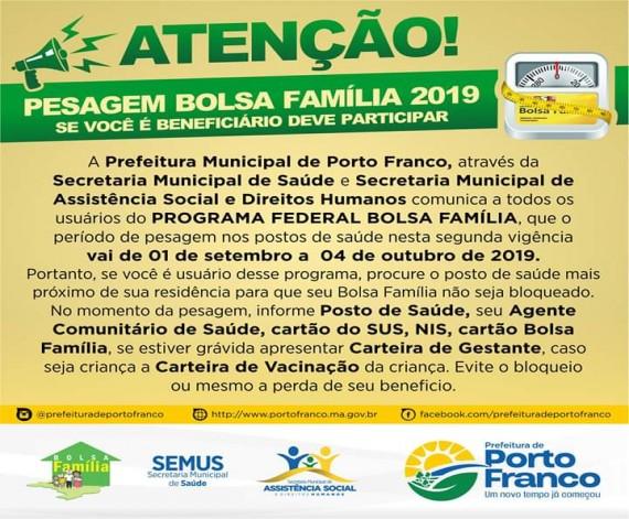 Prefeitura Municipal de Porto Franco