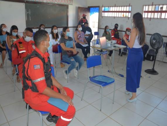 Prefeitura de Raposa oferece curso de qualificação para profissionais…