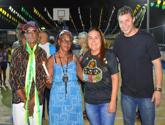 Prefeitura de Rosário abre programação junina do Arraiá Zé Nazar,…