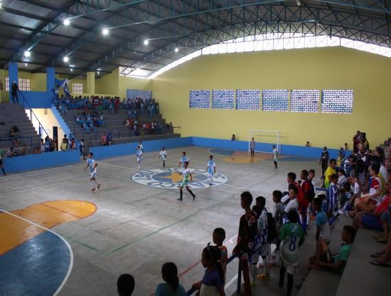 Jogos Escolares de Santa Inês seguem até o dia 22