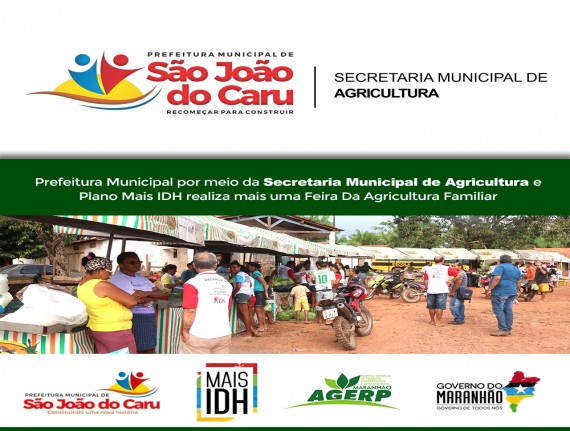 Prefeitura de São João do Caru por meio da Secretaria Municipal…